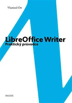 Obálka titulu LibreOffice Writer