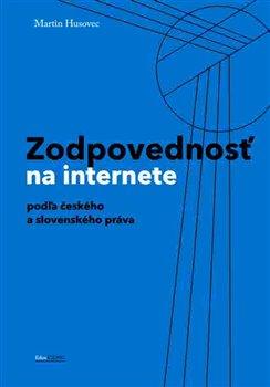 Obálka titulu Zodpovednosť na internete