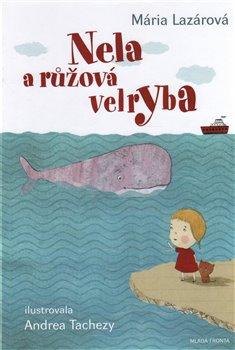 Obálka titulu Nela a růžová velryba
