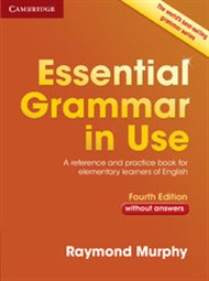 Essential Grammar in Use without Answers 4rd edition