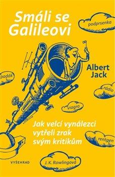 Obálka titulu Smáli se Galileovi