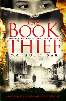 Obálka titulu The Book Thief