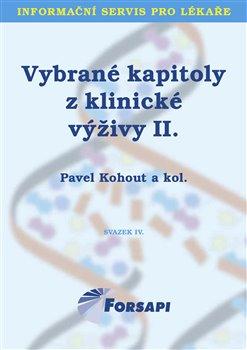 Obálka titulu Vybrané kapitoly z klinické výživy II.