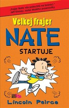 Obálka titulu Velkej frajer Nate 8