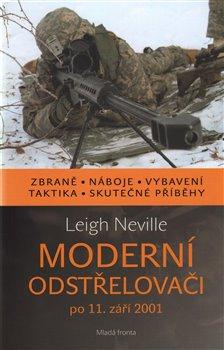 Obálka titulu Moderní odstřelovači po 11. září 2001