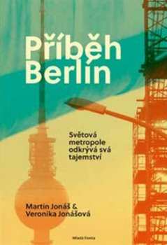 Obálka titulu Příběh Berlín