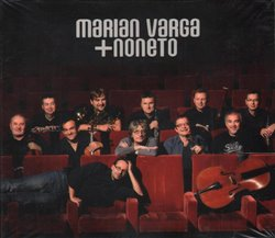 Obálka titulu Marian Varga + Noneto