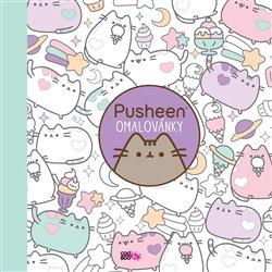 Obálka titulu Pusheen - omalovánky