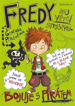 Obálka titulu Fredy 2. Největší strašpytel bojuje s pirátem