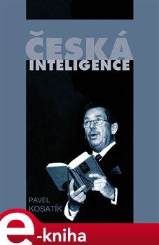 Obálka titulu Česká inteligence