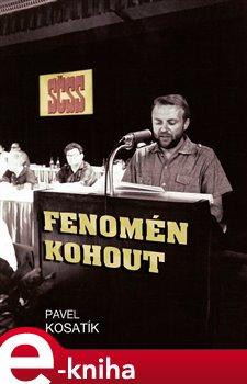 Obálka titulu Fenomén Kohout