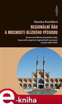 Regionální řád a mocnosti Blízkého východu