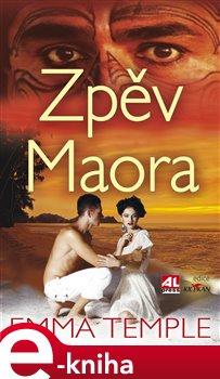 Obálka titulu Zpěv Maora