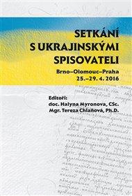 Setkání s ukrajinskými spisovateli
