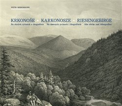 Obálka titulu Krkonoše. Karkonosze. Riesengebirge.
