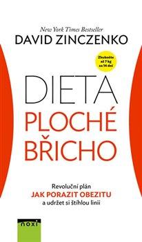 Obálka titulu Dieta ploché břicho