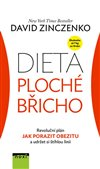 Obálka knihy Dieta ploché břicho