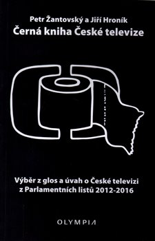 Obálka titulu Černá kniha České televize