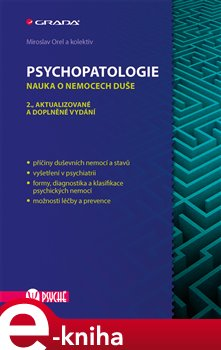 Obálka titulu Psychopatologie