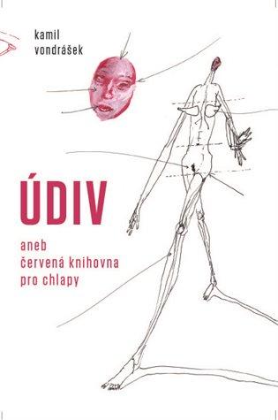 Údiv:Červená knihovna pro chlapy - Kamil Vondrášek   Booksquad.ink