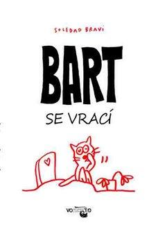 Obálka titulu Bart se vrací