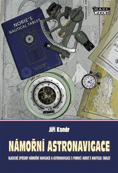 Obálka titulu Námořní astronavigace