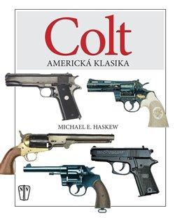 Obálka titulu Colt: Americká klasika