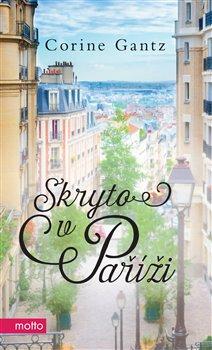Obálka titulu Skryto v Paříži