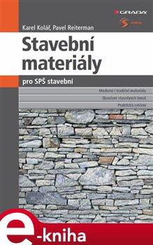 Obálka titulu Stavební materiály pro SPŠ stavební