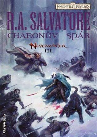 Charonův spár - Neverwinter 3:Forgotten Realms - Robert Anthony Salvatore   Booksquad.ink