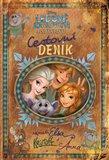 Obálka knihy Ledové království Polární záře Cestovní deník