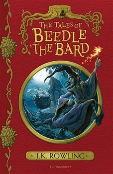 Obálka titulu The Tales of Beedle the Bard