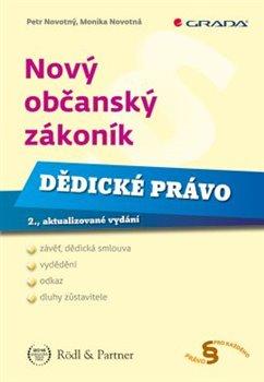 Obálka titulu Nový občanský zákoník - Dědické právo