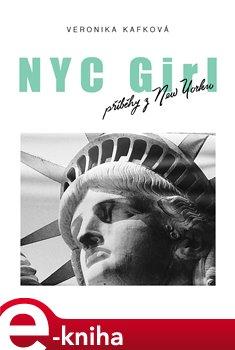 Obálka titulu NYC GIRL, příběhy z New Yorku