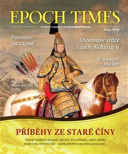 Obálka titulu Epoch Times. Příběhy ze staré Číny
