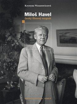 Obálka titulu Miloš Havel