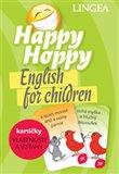 Happy Hoppy kartičky II: Vlastnosti a Vztahy (English for children) - obálka