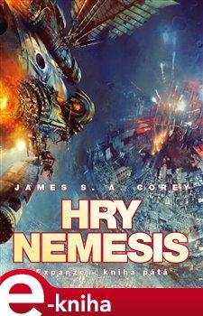 Obálka titulu Hry Nemesis