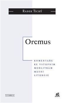 Obálka titulu Oremus