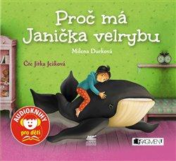Obálka titulu Proč má Janička velrybu