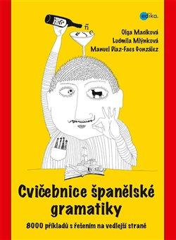 Obálka titulu Cvičebnice španělské gramatiky