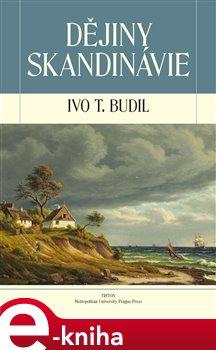Obálka titulu Dějiny Skandinávie