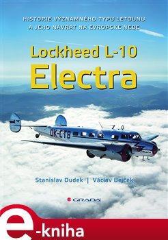 Obálka titulu Lockheed L-10 Electra