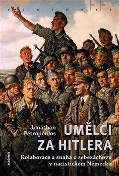 Obálka titulu Umělci za Hitlera