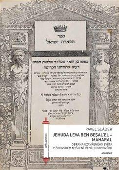 Obálka titulu Jehuda Leva ben Besalel - Maharal