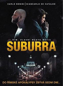 Obálka titulu Suburra