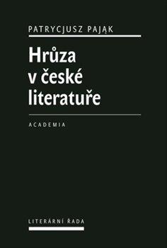 Obálka titulu Hrůza v české literatuře