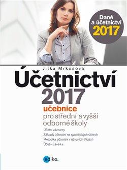 Obálka titulu Účetnictví 2017