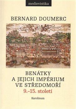 Obálka titulu Benátky a jejich impérium ve Středomoří