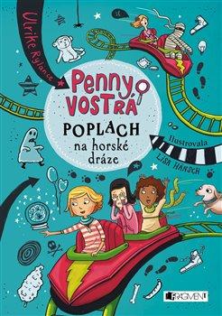 Obálka titulu Penny Vostrá - Poplach na horské dráze